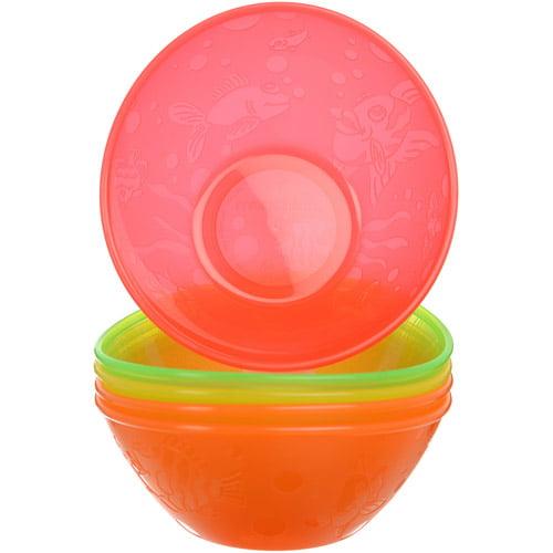 Munchkin Multi Bowls, 5-Pack, BPA-Free