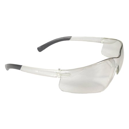 Hunter Small Shooting and Safety Glasses (Clear Frame), 10 percent smaller frame than the hunter to fit a wider range of individuals By Radians (Hunter Safety Glasses)