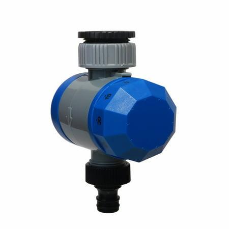 New Automatic Garden Irrigation Mechanical Watering Controller Timer Faucet Hose - image 4 de 8