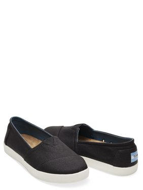 TOMS Women's Coated Canvas Avalon Slip-Ons