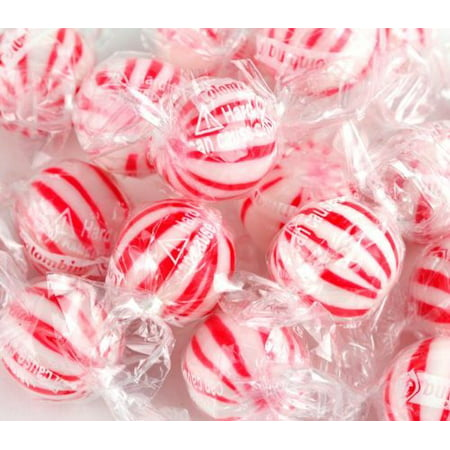 Colombina Jumbo Peppermint Candy Balls (Hard Candy),