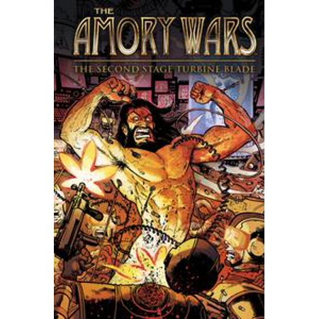 The Amory Wars: Second Stage Turbine Blade Ultimate - eBook