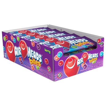 Image of Airheads Berry Bites 2oz Bag - Box of 18