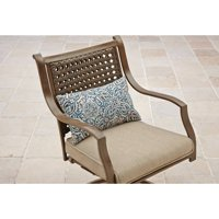 Better Homes and Gardens Lynnhaven Park Chairs and Bench