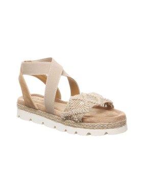 Girls' Bearpaw Nora Ankle Strap Sandal