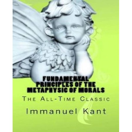 Fundamental Principles of the Metaphysic of Morals - image 1 de 1