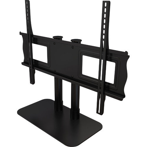 Crimson AV Single Monitor Fixed Universal Desktop Mount for 32'' - 55'' Screens