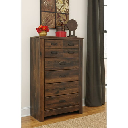 Signature Design by Ashley Quinden 5 Drawer Chest
