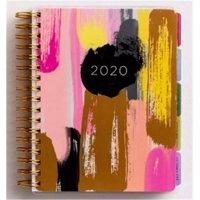Dayspring Cards 146972 7 x 9 in. 18 Month Maker Agenda Planner - 2019 & 2020