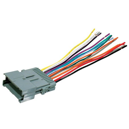 GM10B 2004-05 Saturn ION, Vue Power / Speaker wire harness By Scosche Ship from US