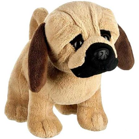 Puggle Puppy Webkinz - Stuffed Animal by Webkinz by Ganz (HM759) (Stuffed Animal Puppies)