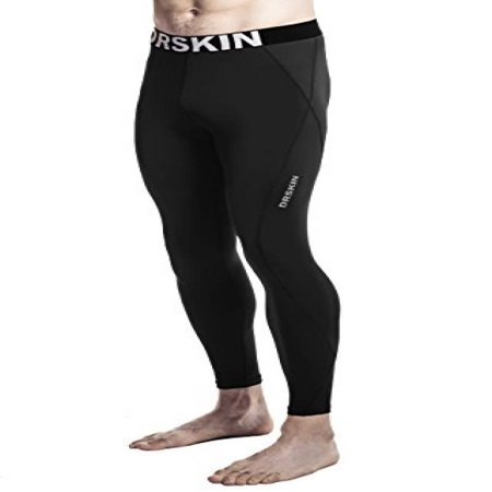 27a79099c02d8c DRSKIN Compression Cool Dry Sports Tights Pants Baselayer Running ...