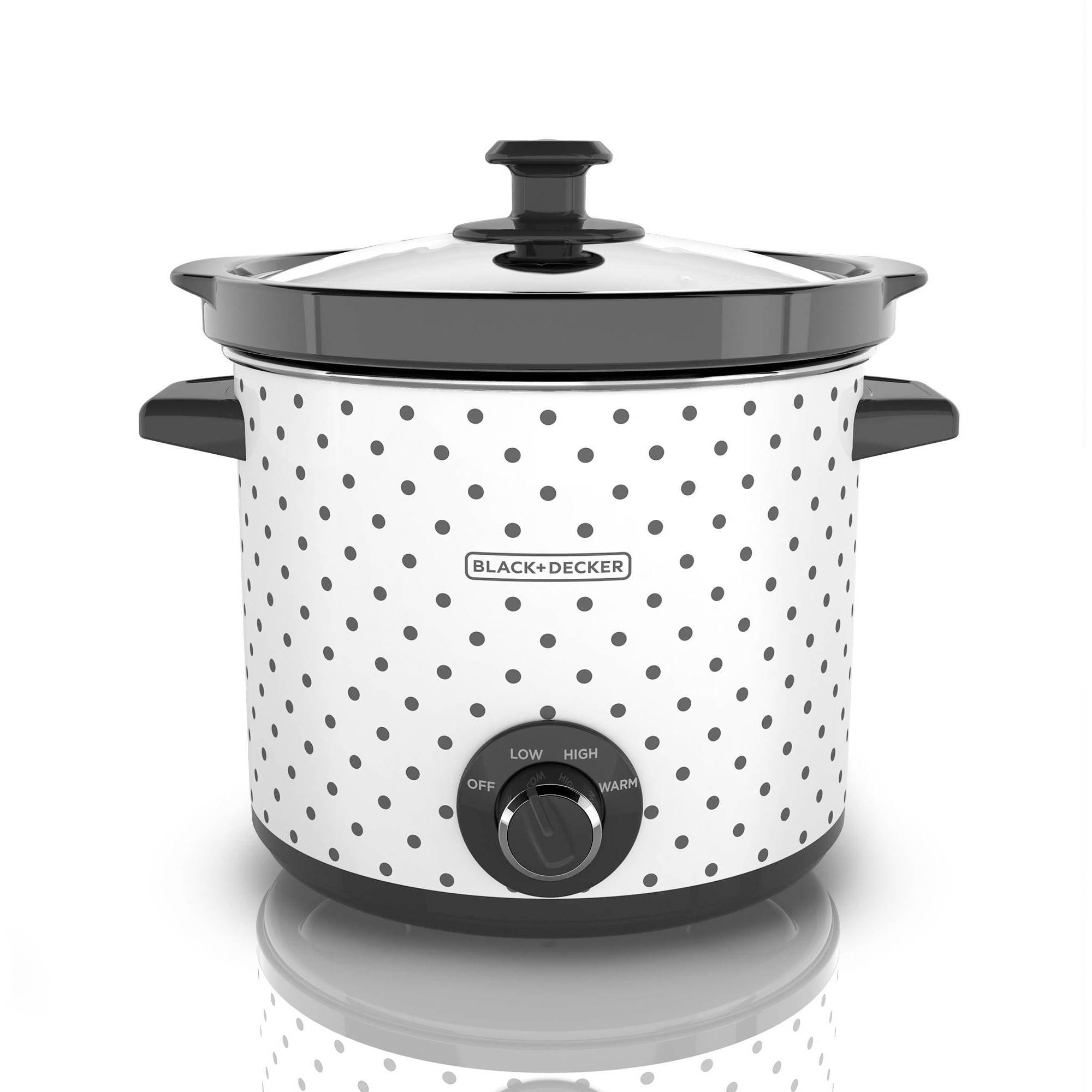 4-Quart Slow Cooker Classic by Black & Decker