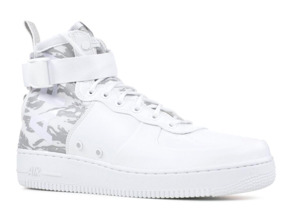 Nike - Men - Sf Af1 Mid Prm - Aa1129
