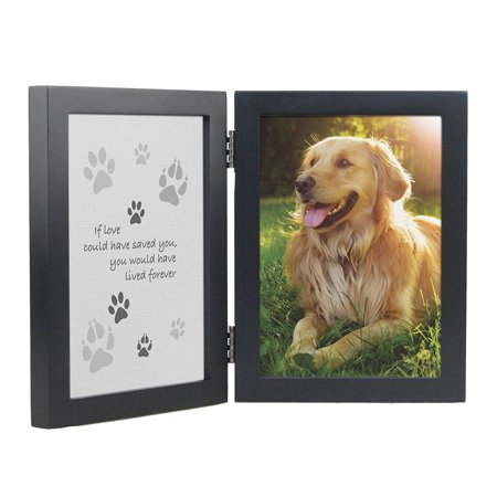 Pet Memorial Frame - If Love Could Have Saved You (Pet Memorial Picture Frame)