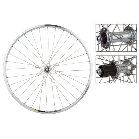 - Mavic Open Pro Road Bike Wheelset 700c Silver 8/9/10/11-Speed