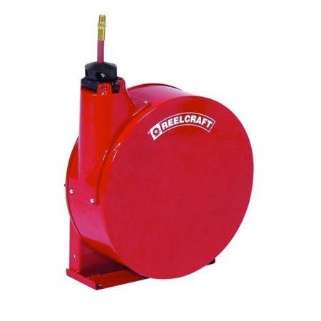 Reelcraft 5600 Ehp 3 8   X 25 Enclosed Reel  5000 Psi  Grease Reel Without Hose