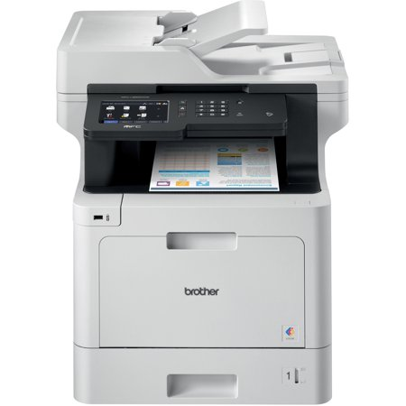 Lbp 5300 Laser Printer - Brother MFC-L8900CDW Business Color Laser All-in-One Printer, Advanced Duplex & Wireless Networking, High-Quality Business Printing, Flexible Network Connectivity, Mobile Device Printing & Scanning