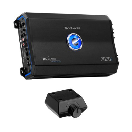Planet Audio PL3000.1D Pulse 3000W Monoblock Class D Amplifier