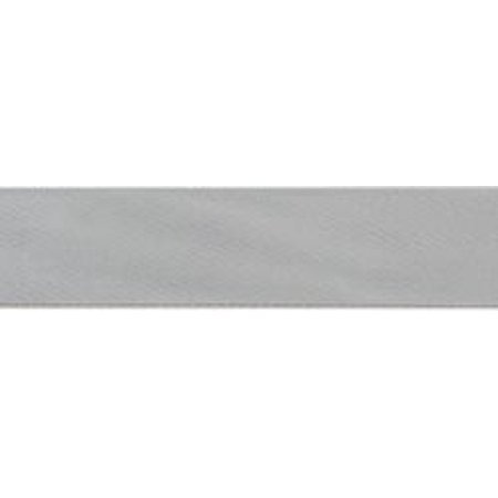 """Offray Single Face Satin Ribbon 7/8""""X20yd-Silver - image 1 of 1"""