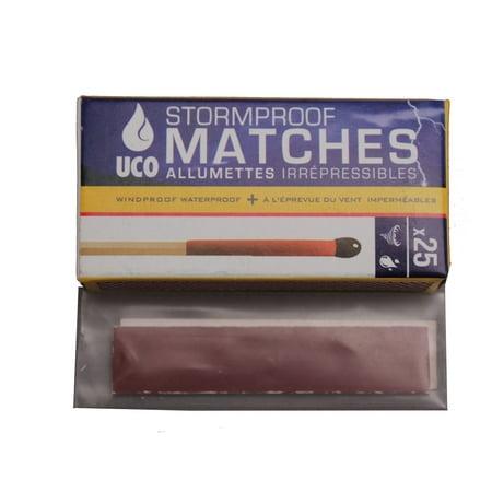 Stormproof Matches ORMD - Matchboxes Bulk