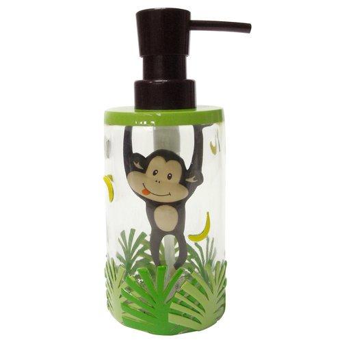 Monkey Bathroom Set Walmart: Mainstays Ub Monkey Resin Lotion Pump