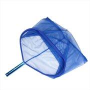 NorthLight Heavy Duty Swimming Pool Deep-Bag Leaf Skimmer - Plastic Frame & Aluminum Handle