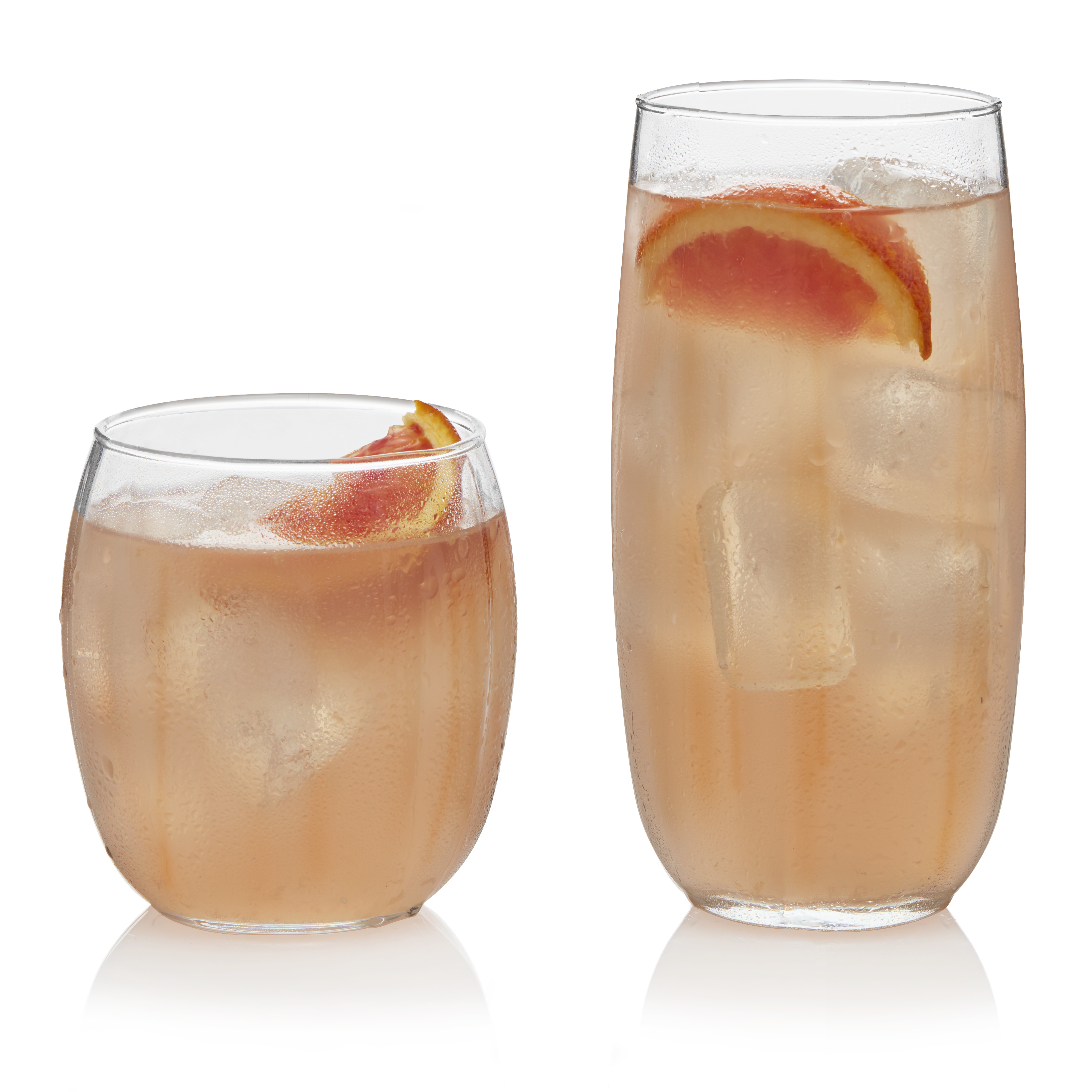 Libbey Samba 16-Piece Tumbler and Rocks Glass Set