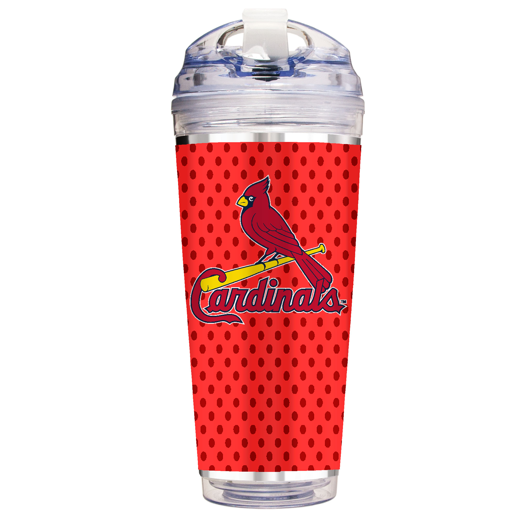 St. Louis Cardinals 2018 Players' Weekend 24oz. Acrylic Tumbler - No Size