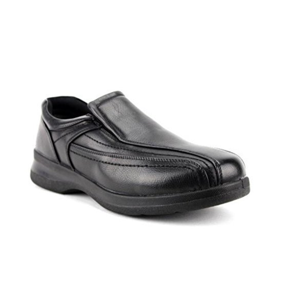 Han S Men S Wz14026 Slip Resistant Restaurant Work Loafers Shoes