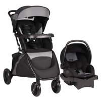 Deals on Evenflo Advanced SensorSafe Epic Travel System w/Infant Car Seat