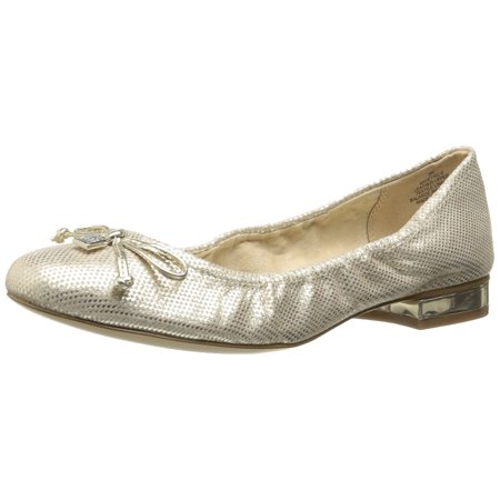 Womens Shoes Anne Klein Petrica Gold Sprinkles