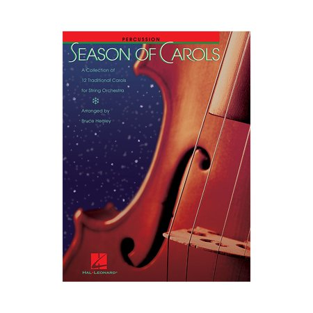 Hal Leonard Season of Carols (String Orchestra - Percussion) Music for String Orchestra Series by Bruce Healey - Halloween String Orchestra Music