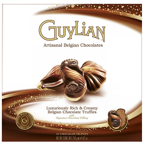 Guylian Chocolate Truffles, 22 count, 8.82 oz
