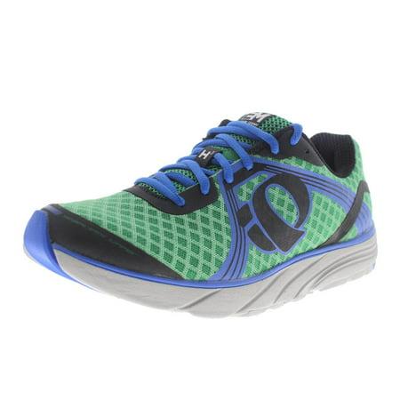 Pearl Izumi Mens Road H3 Mesh Colorblock Running Shoes (Pearl Izumi Mens Running Shorts)