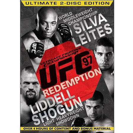 UFC 97: Silva Vs. Leites (2-Disc Ultimate Edition)