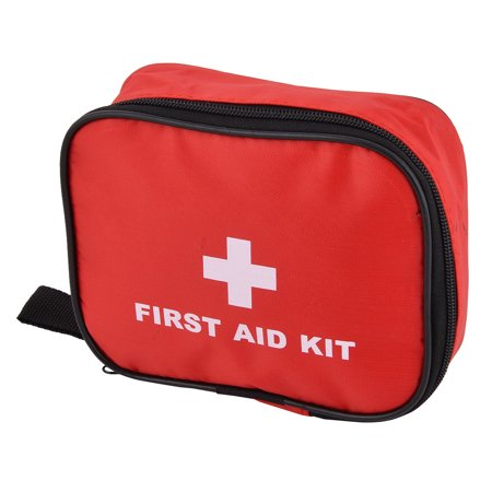 Family Travel Oxford Cloth First Responder Aid Rescue Survival Storage Bag -