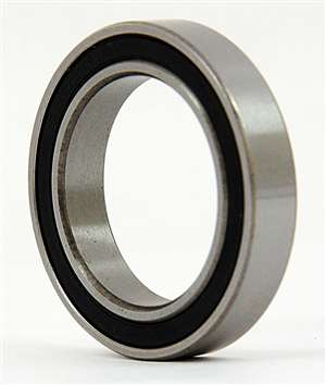 MR696-2RS Radial Ball Bearing Double Sealed Bore Dia 6mm OD 15mm Width 5mm