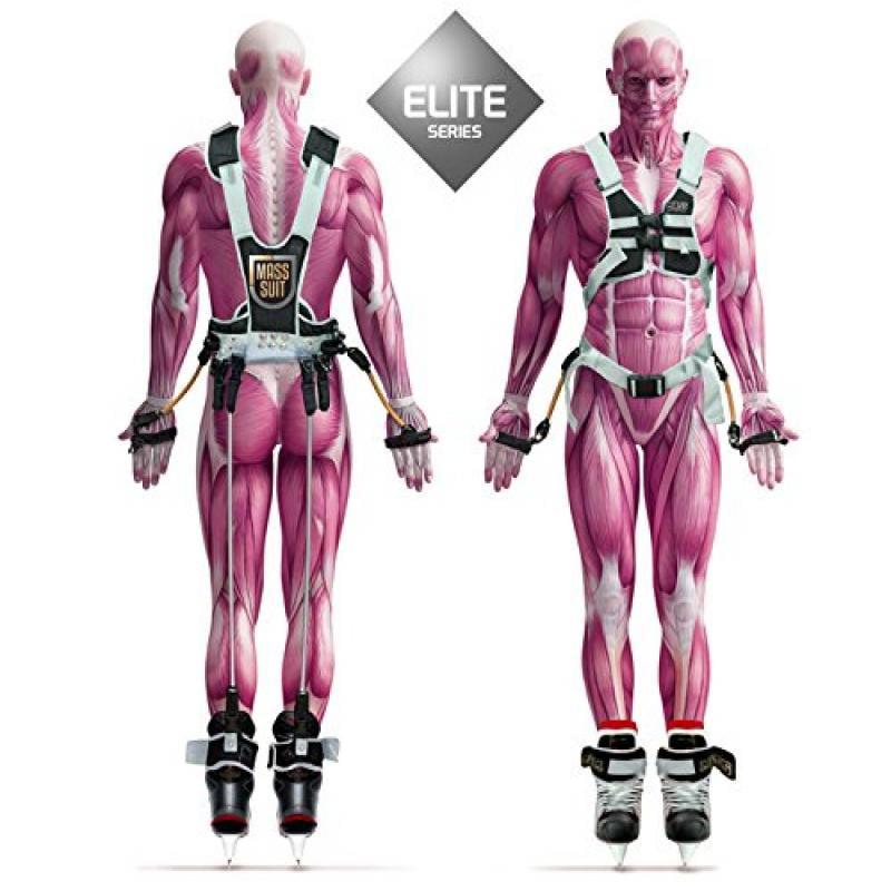 MASS SUIT Elite Series by Juke Performance - Professional...
