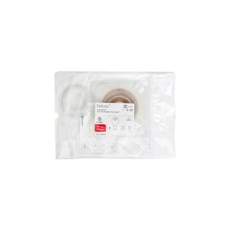 Gentle Touch Two-Piece Urostomy Surgical Post-Op Kit Skin Barrier, Cut-to-Fit 1-3 4, Transparent, 5 Count by