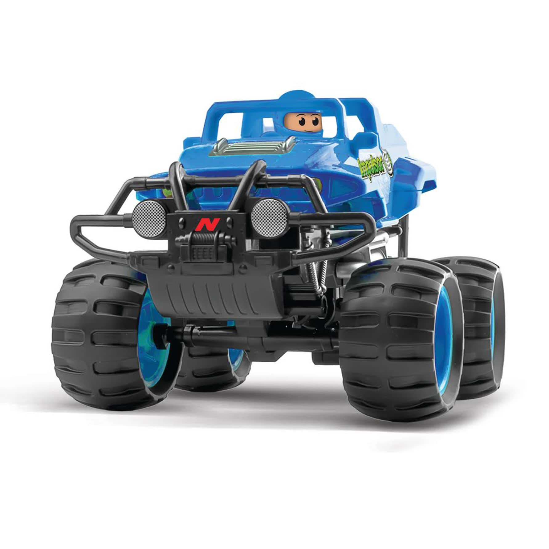 Ninco Kid Racers Build Your Own Impulsor Rc Car Blue Walmart Com