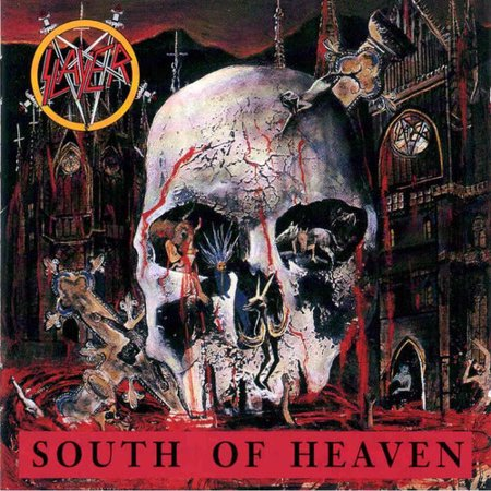 Universal Music Group Slayer - South Of Heaven (Vinyl)
