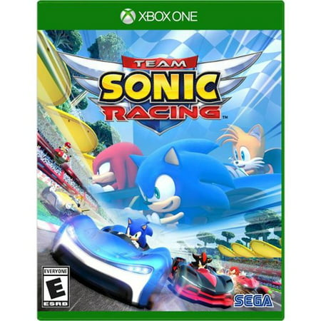 Team Sonic Racing, Sega, Xbox One, 010086640892