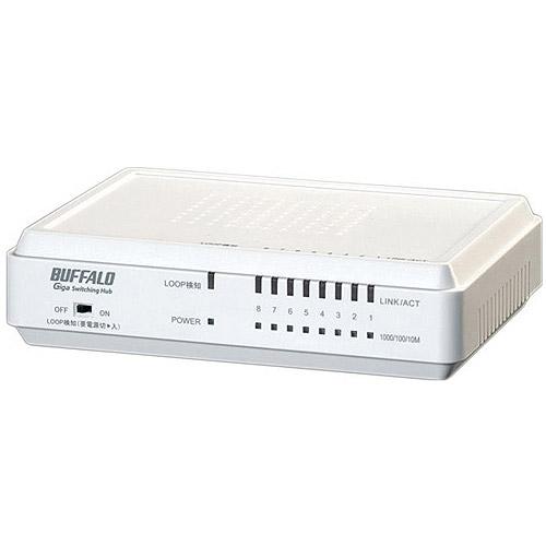 Buffalo Technology 8-port Gigabit Switch