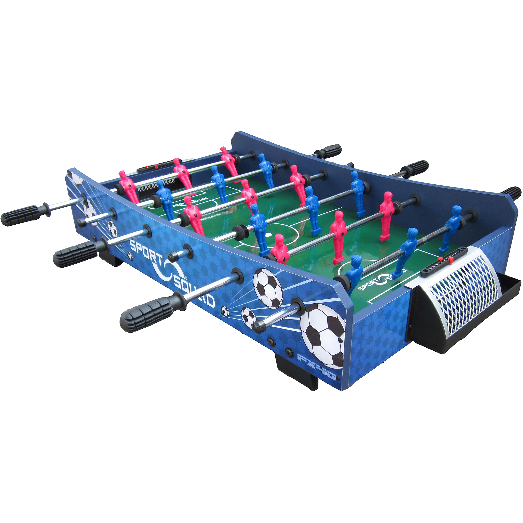 Sport Squad FX40 Compact Foosball Table Conversion Top, 40 Inch