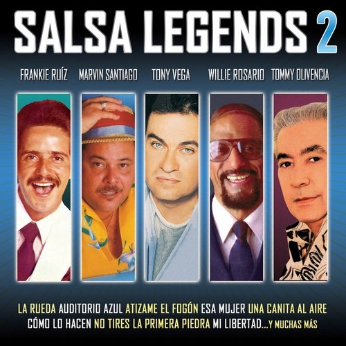 Salsa Legends 2