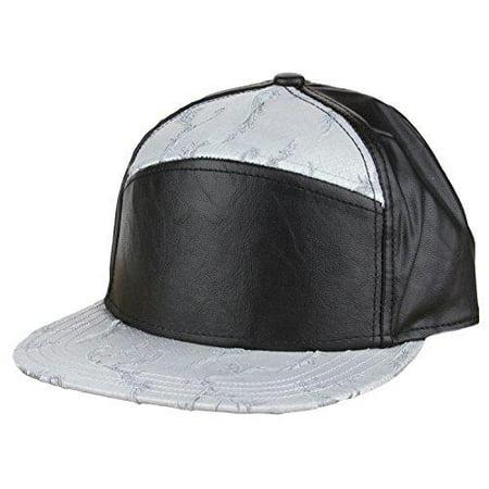 Flat Fitty Wiz Khalifa Flourish Cap Hat, Black - Wiz Khalifa Halloween Beat