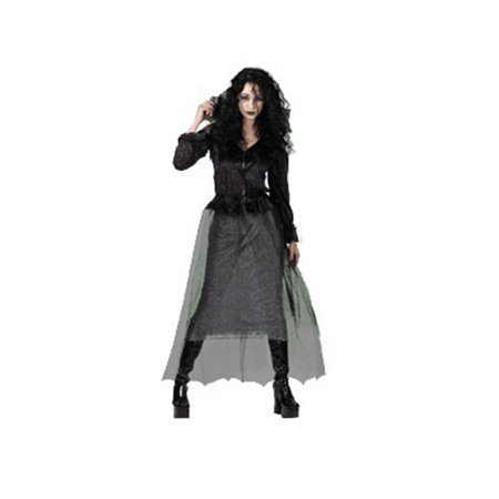 Fancy Dress  Vampire Bride Adults Costume - Fancy Dress Halloween Vampire