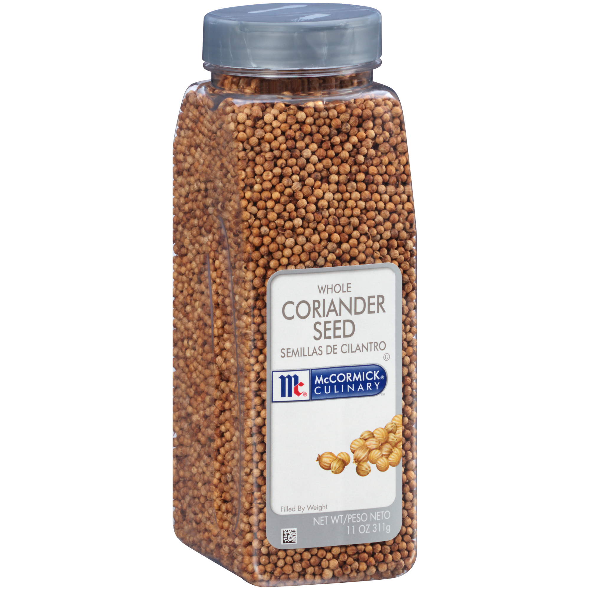 McCormick Culinary Whole Coriander Seed, 11 oz