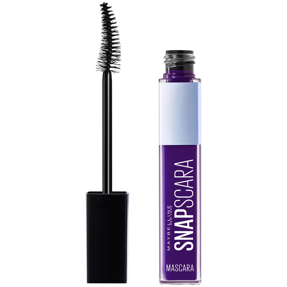 Maybelline Snapscara Washable Mascara, Ultra Violet, 0.34 fl. oz.